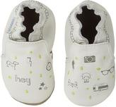 Robeez Random Icons Soft Sole Boy's Shoes