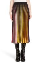 Kenzo Women's Rib Knit Flare Skirt
