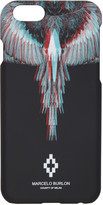 Marcelo Burlon County of Milan Black Salvador Iphone 6 Case