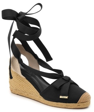 Lauren Ralph Lauren Hollie Espadrille Wedge Sandal