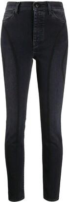 Marcelo Burlon County of Milan Faded Skinny Jeans
