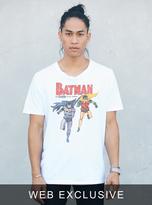 Junk Food Clothing Batman And Robin Tee