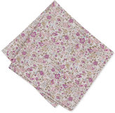 Bar III Men's Antique Floral Pocket Square, Created for Macy's