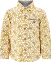 Monsoon Percy Long Sleeve Print Shirt