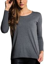 Onzie Drapey V-Back Shirt - Long-Sleeve - Women's