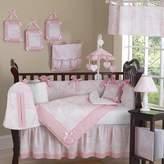 JoJo Designs Sweet Toile 9 Piece Crib Bedding Set