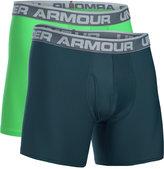 Under Armour Men's HeatGear 6'' BoxerJock 2-Pack