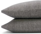 Kelly Wearstler Haze Mesh Pillowcase Pair, King - 100% Exclusive