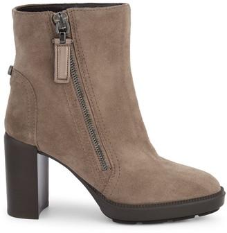 Aquatalia Ilenia Suede Ankle Boots