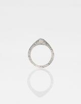 Silver Blade Ring