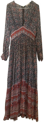 Ulla Johnson Multicolour Silk Dresses