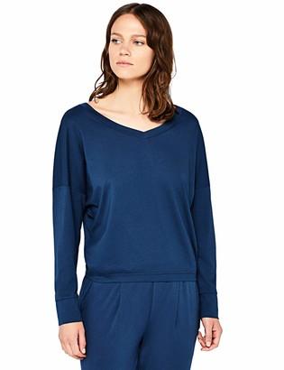Iris & Lilly Amazon Brand Women's V Neck Pyjama Top