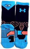 Under Armour Boys' SC30 Basketball Crew Socks