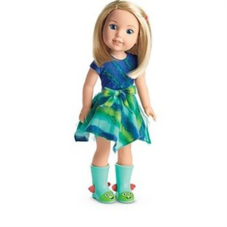Wellie Wishers American Girl WellieWishers Doll Camille 14.5''