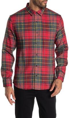 7 Diamonds Young Blood Plaid Flannel Shirt