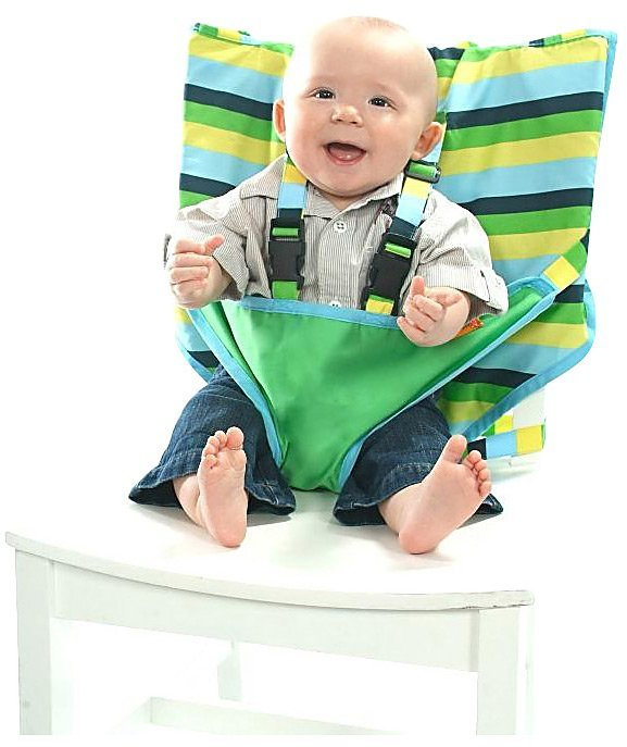 My Little Seat Travel High Chair - Pocket full of Posies