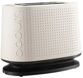 Bodum NEW Bistro Electric Off White Toaster