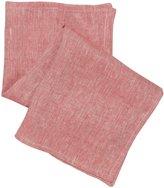 Danica Studio Parker Linen Dish Towel - Herringbone Red