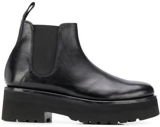 Grenson Naomi 60mm chelsea boots