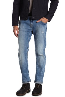 True Religion Rocco No Flap Skinny Jeans