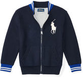 Ralph Lauren Reversible Cotton Sweater