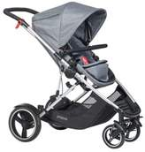 Phil & Teds VoyagerTM Inline Stroller in Grey