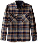 Brixton Men's Flynn Long Sleeve Flannel