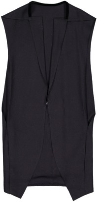 Anthony Vaccarello Black Wool Jacket for Women