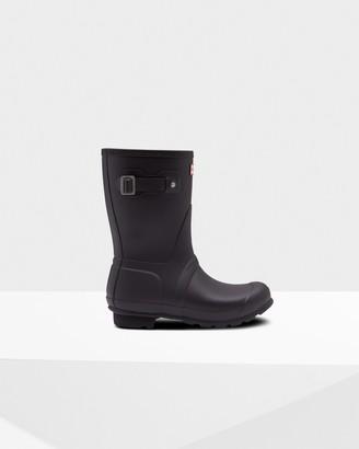 Hunter Women's Original Short Insulated Rain Boots