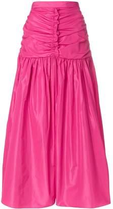 Stella McCartney draped waist skirt