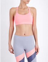 Under Armour Eclipse jersey sports bra