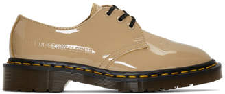 Undercover Beige Dr. Martens Edition Patent 1461 Oxfords