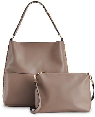 Mellow World Cooper Shoulder Bag & Crossbody Pouch