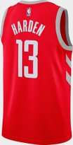 Nike Men's Houston Rockets NBA James Harden Icon Edition Connected Jersey