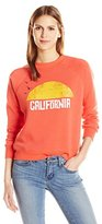 Rebecca Minkoff Women's California Sunset Sweatshirt