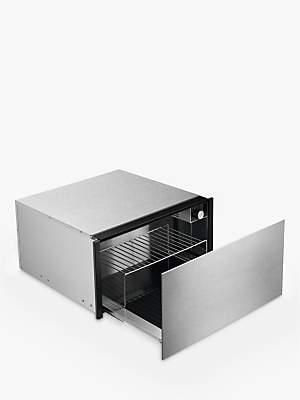 AEG KDE912924M Integrated Warming Drawer, Stainless Steel