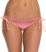 Hobie Ziggy Crochet Adjustable Hipster Bikini Bottom 8123766