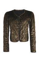 Nili Lotan Lurex Velvet Vienna Jacket