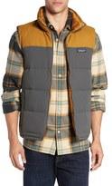 Patagonia Men's 'Bivy' Reversible Down Fill Vest