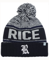 Top of the World Rice Owls Acid Rain Pom Knit Hat