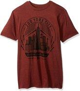 Zoo York Men's Short Sleeve Electric City T-Shirt