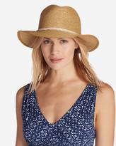 Eddie Bauer Women's Panama Sun Hat