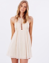 Free People Wherever You Go Mini Dress