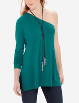 The Limited One-Shoulder Tunic