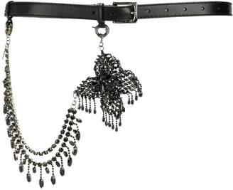 Ermanno Scervino embellished detail belt