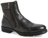 Aquatalia Hugh Weatherproof Genuine Shearling Lined Zip Boot