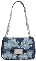 MICHAEL Michael Kors Large Sloan Shoulder Bag - Blue