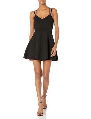 French Connection Women's Whisper Light X Strappy Dress