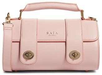 Saïa Saia Vegan Leather Emmeline Yoga Mat Bag