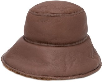 Simonetta Ravizza Stitch Detail Hat
